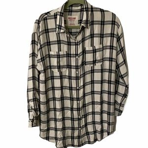 Ladies Mossimo Supply Tunic length shirt